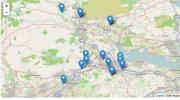 Add a custom map display to your AlbanyWeb website