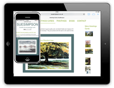AlbanyWeb website design is fully responsive